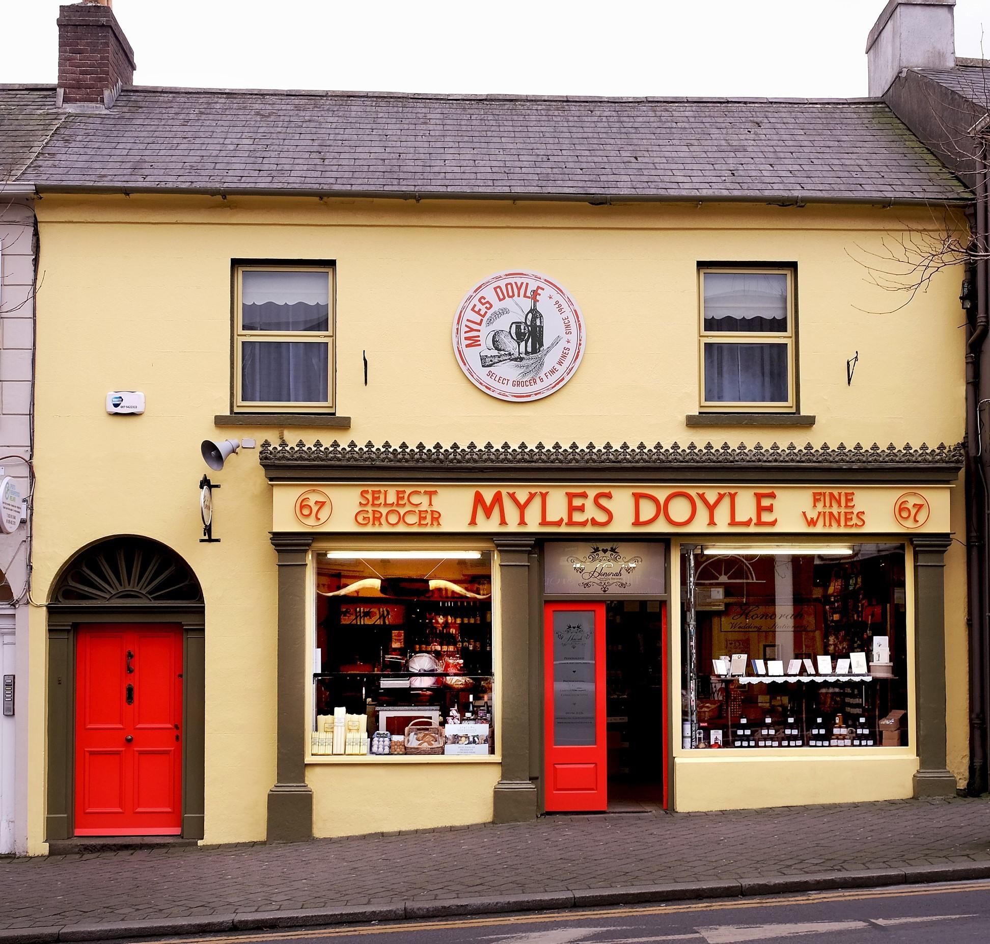 Myles doyle shop 2017