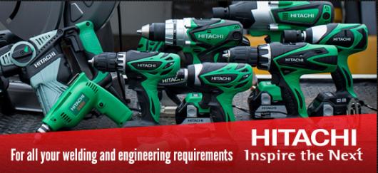 Hitachi white hardware