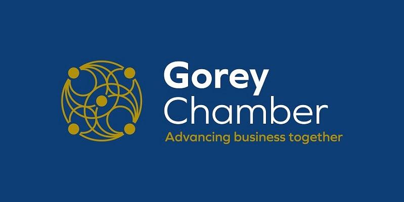Gorey chamber new logo