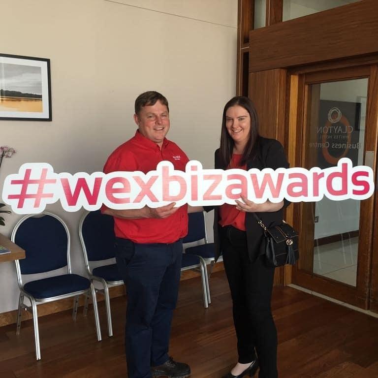 Podge   ev at wex biz awards