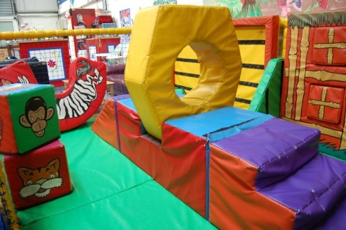 Kidzone gorey indoor adventure playground toddler area