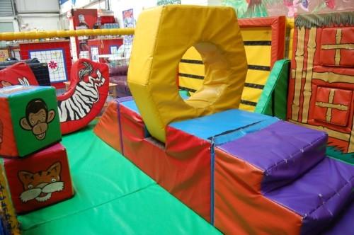 Kidzone gorey indoor adventure playground toddler area