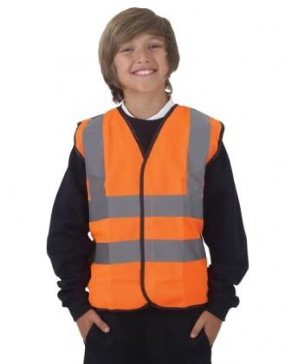Child hi vis vest 600x750
