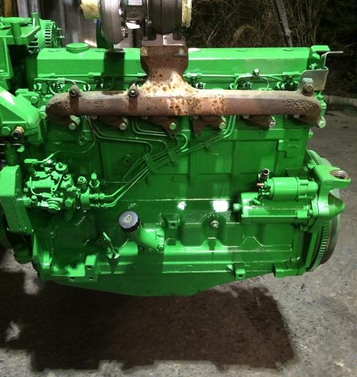 Agricultural industrial engine rebuild wexford