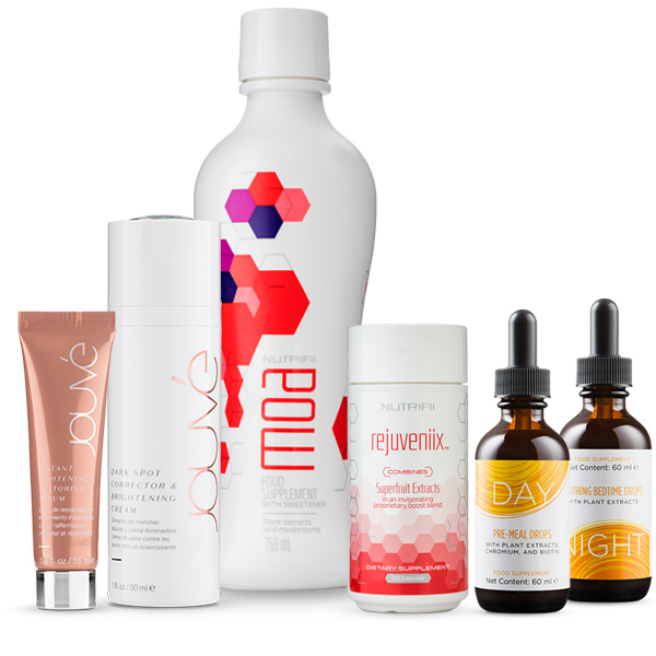Health and beauty pack %e2%82%ac300