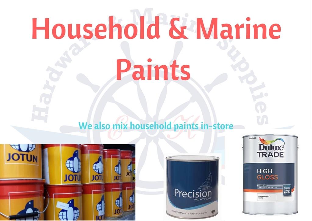 Household   marinepaints