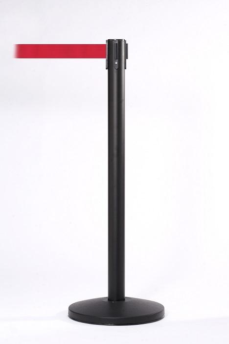 Queuemaster 550 black red belt