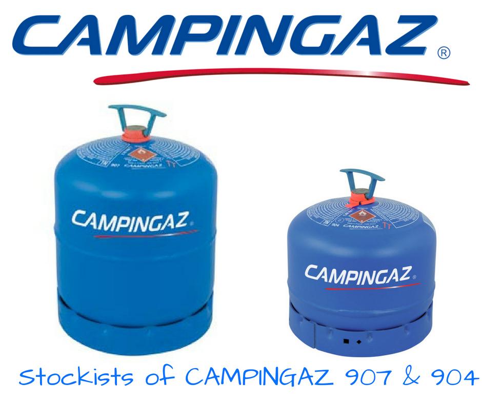 Stockists of campingaz